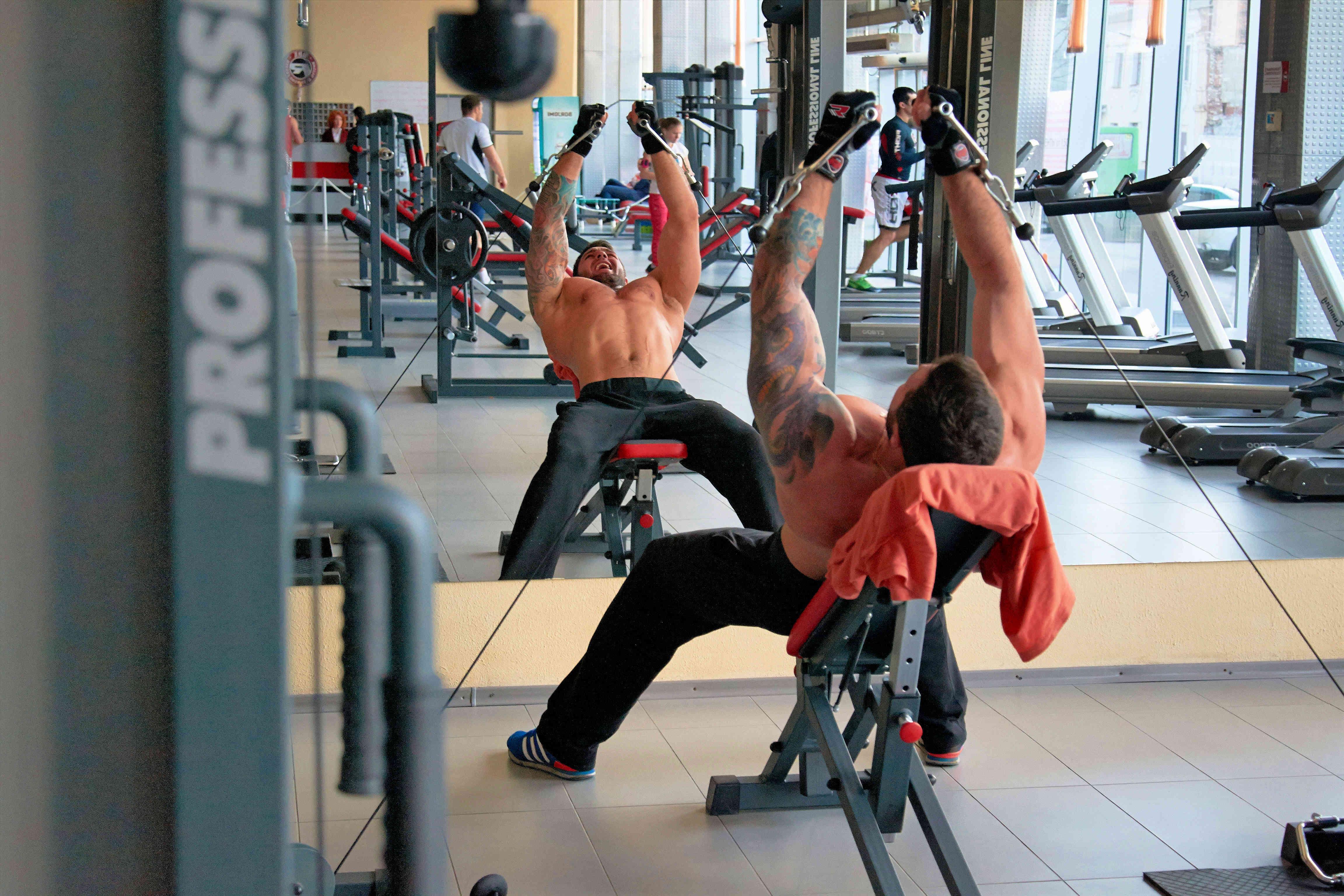 Crossfit Gant de Musculation et Fitness Respirant et Confortable en Cuir Gym