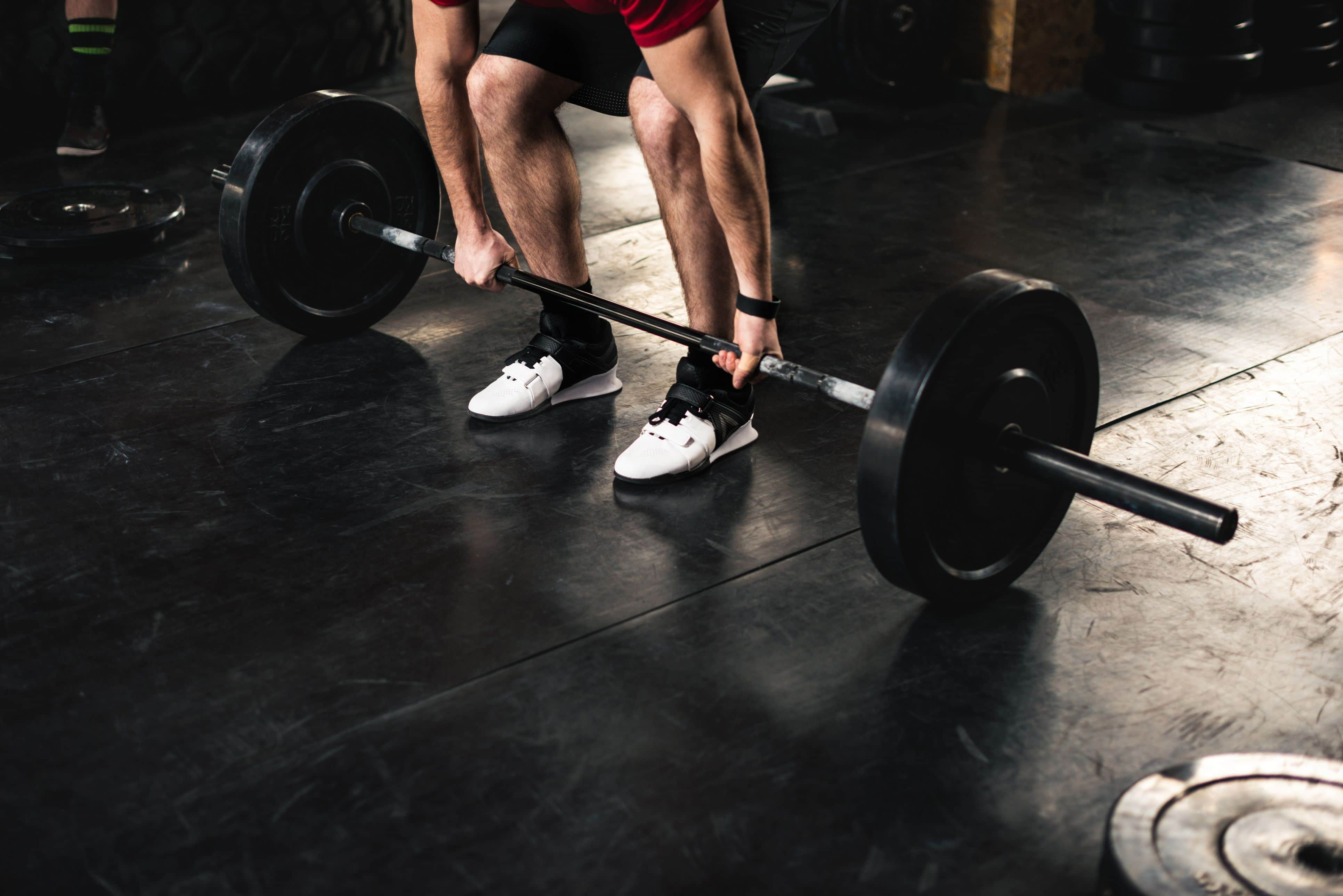 Meilleures chaussures de dynamophilie (powerlifting